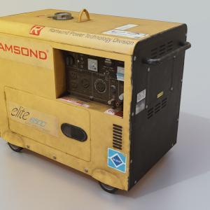 Diesel Generator Ramsond