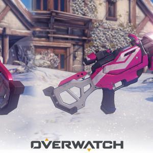 OverWatch Widowmaker Biathlon Weapon