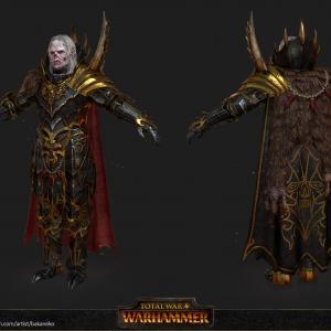 Total War Warhammer Art Dump