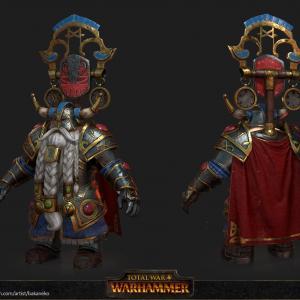 Total War : Warhammer - Belegar
