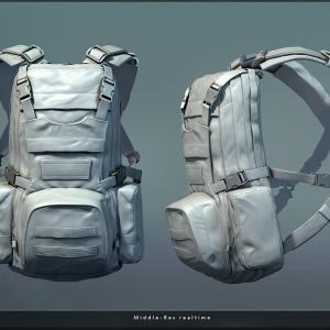 Modern Combat - Bag