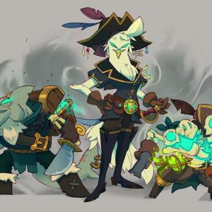 Undead Pirate Crew