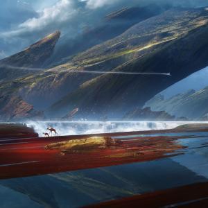 environment - artwork