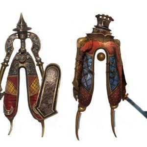 Knight wierd