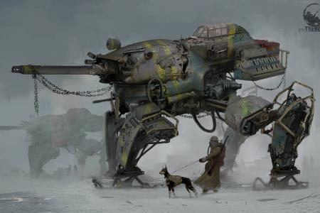 Vehicle - Sci-fi