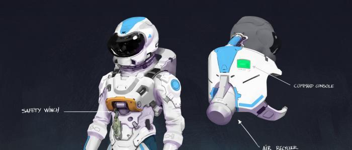 Character Sci-fi